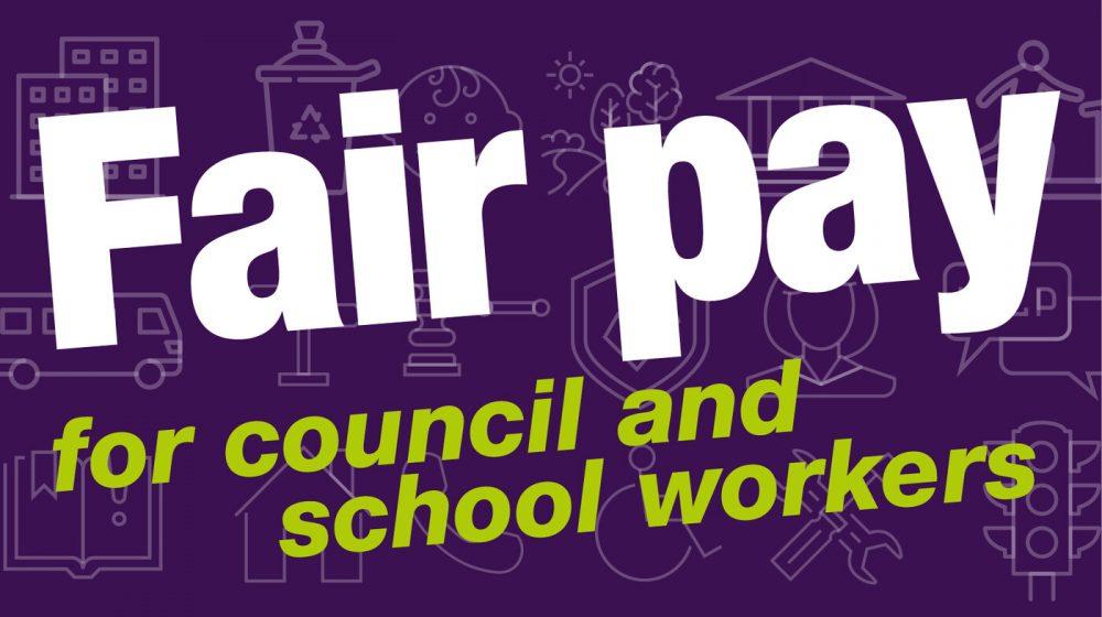 Fair pay logo